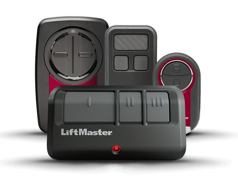 liftmaster remote controls